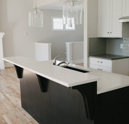Spec home construction in Abbotsford